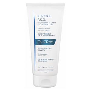 Ducray Kertyol PSO Shampoo for Scalp Prone to Psoriasis 6.7 oz