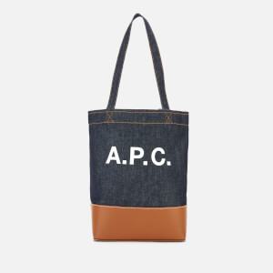 A.P.C. Women's Mini Axelle Tote Bag - Caramel