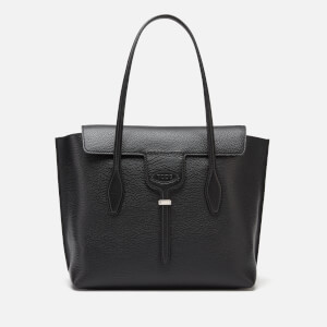 Tod's Women's Joy Shopping Tote Bag - Black