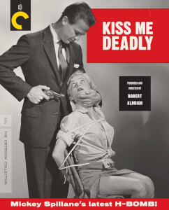 Kiss Me Deadly - Criterion Collection