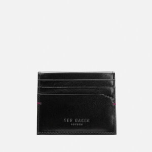 Ted Baker Men's Wooster Contrast Internals Card Holder - Black