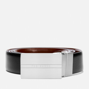 Ted Baker Men's Hollt Belt in a Box - Black