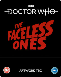 Doctor Who The Faceless Ones Limited Edition Steelbook
