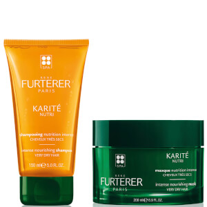 René Furterer Intense Hydration Set for Very Dry Hair