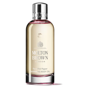 Molton Brown Fiery Pink Pepper Pampering Exclusive Body Oil 100ml