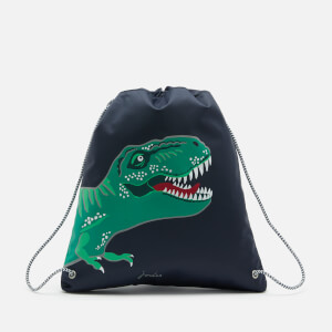 Joules Boys' Active Drawstring Bag - Navy Rex