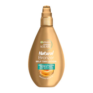 Ambre Solaire Natural Bronzer Self Tan Lotion 150ml