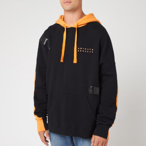 Axel Arigato Men's Vice Hoody - Orange/Black