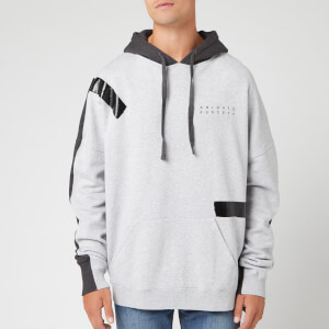 Axel Arigato Men's Vice Hoody - Charcoal/Pale Grey