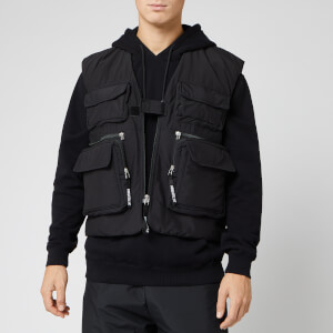 Axel Arigato Men's Kent Multi Tactical Vest - Black