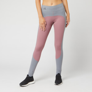 adidas by Stella McCartney Women's Comfort Tights - Blush Mauve
