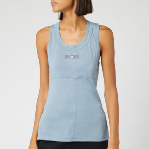 adidas by Stella McCartney Women's Train Tank Top - ST Stone