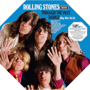 The Rolling Stones - Through The Past, Darkly (Big Hits Vol. 2) LP