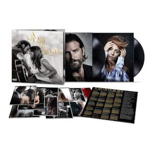Lady Gaga Bradley Cooper - A Star Is Born Soundtrack 2xLP