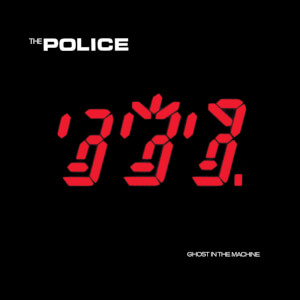 The Police - Ghost In The Machine LP