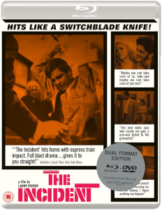 The Incident (Masters Of Cinema) Dual Format (Blu-Ray & Dvd) Edition