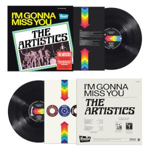 The Artistics - I'm Gonna Miss You LP