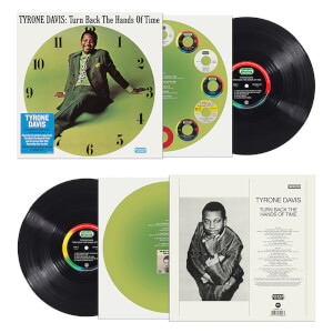 Tyrone Davis - Turn Back The Hands Of Time LP