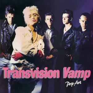 Transvision Vamp - Pop Art LP