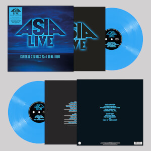 Asia - Live LP
