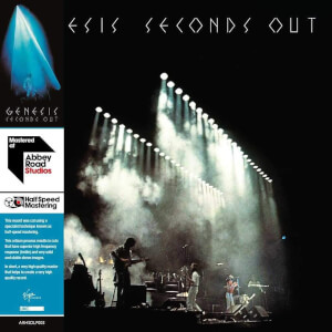 Genesis - Seconds Out 2xLP
