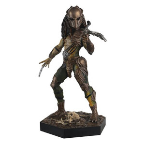 Eaglemoss Figure Collection - Falconer Predator Figurine