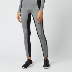 Reebok X Victoria Beckham Women's Image Tights - Silver/Black