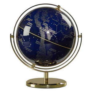 Night Sky Globe with 8 Inch Swivel Stand