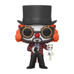 La Casa Di Carta - Il Professore Truccato Da Clown Pop! Vinyl