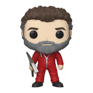 La Casa De Papel (Money Heist) Moscow Pop! Vinyl