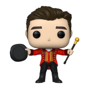 The Greatest Showman P.T. Barnum Pop! Vinyl Figure