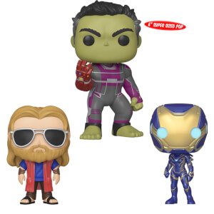 Collection Funko Pop! Marvel Avengers: Endgame Vague 2