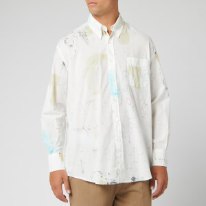 Our Legacy Men's Less Borrowed Shirt - Off Print