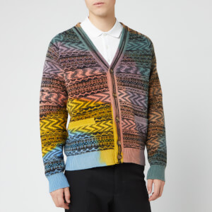 Missoni Men's Patterned Cardigan - Multi
