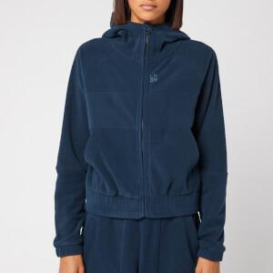 LNDR Women's Ember Fleece Jumper - Dark Petrol
