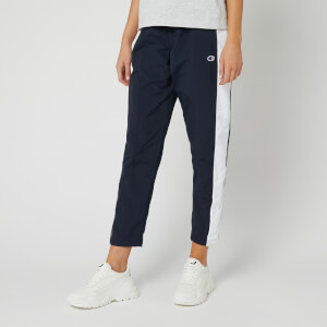 Champion Women's Straight Hem Pants - Navy/Red/White