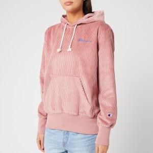 Champion Women's Cord Hoody - Pink