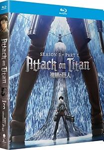 Attack on Titan: Season Three Part One - Collector's Edition