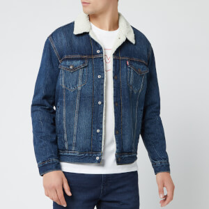 Levi's Men's Type 3 Sherpa Trucker Jacket - Palmer