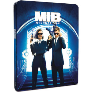 Men In Black: International – 4K Ultra HD Zavvi Exklusives Steelbook
