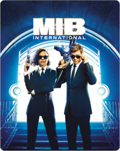 Men In Black: International - 4K Ultra HD & Blu-ray Zavvi Exclusive Steelbook