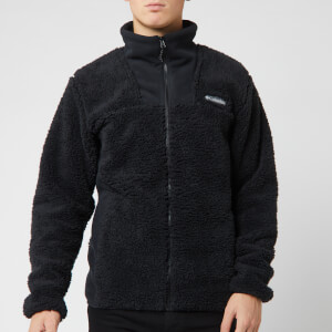 Columbia Men's Winter Pass Full Zip Fleece - Black