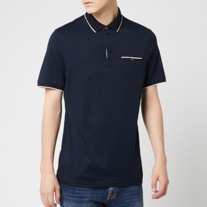 Ted Baker Men's Fincham Polo Shirt - Navy