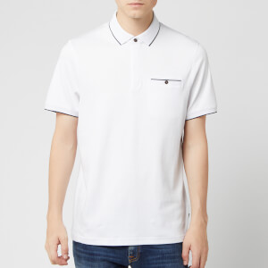 Ted Baker Men's Fincham Polo Shirt - White
