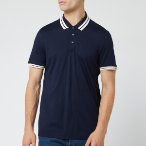 Ted Baker Men's Kazza Ribstart Polo Shirt - Navy