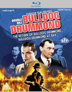 Bulldog Drummond Double Bill: The Return of Bulldog Drummond / Bulldog Drummond at Bay