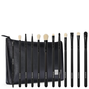Morphe Eye Obsessed 12-Piece Eye Brush Collection + Bag