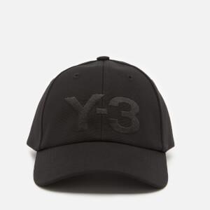 Y-3 Men's Logo Cap - Black