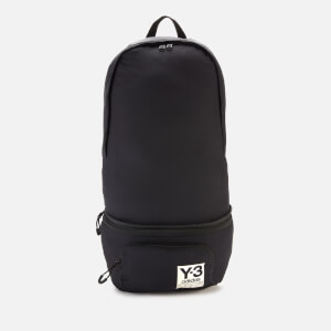 Y-3 Men's Packable Backpack - Black