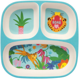 Sunnylife Eco Kids Plate Jungle